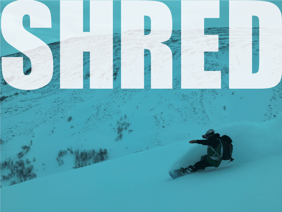 SHRED SESSIONS